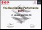 Suzuki - The Best Vendor Performance
